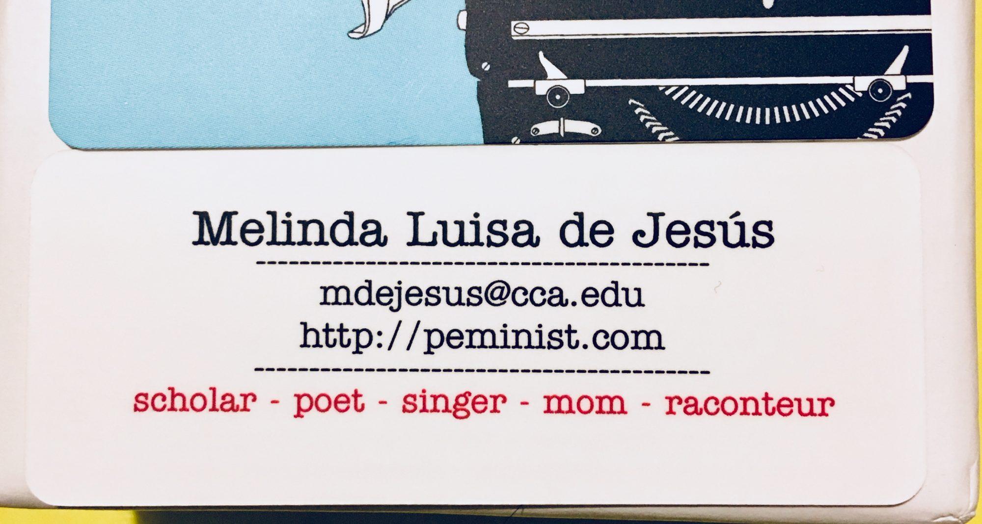 Melinda Luisa de Jesús